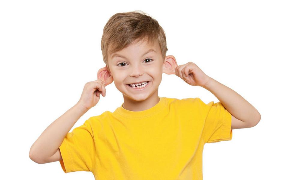 Malformação de orelhas